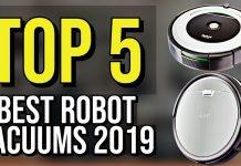 Top 5 Best Robot Vacuum for 2019