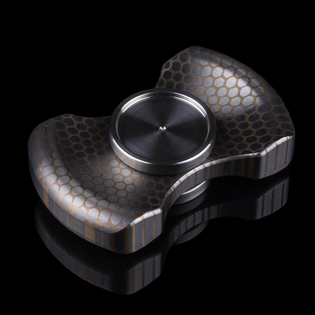 Black Lotus tri spinner