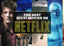 Best 20 Science Fiction Movies on Netflix in 2020