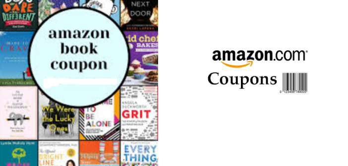 Amazon Book Coupons