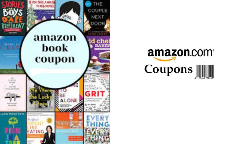 Amazon Book Coupons