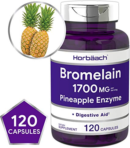 Consider a supplement Enzyme Bromelain