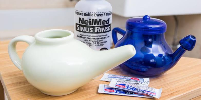 Have the Neti Pot