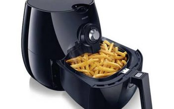 How to cook fries in an Air Fryer
