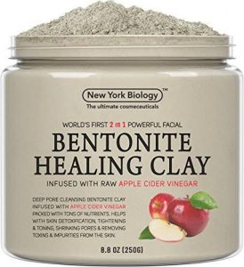 The Bentonite Clay