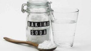 Try using Baking Soda