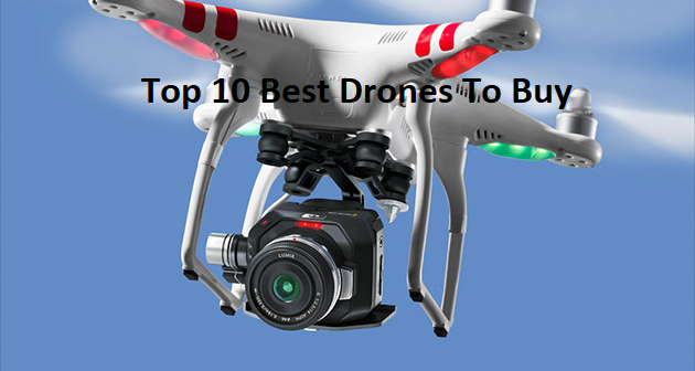Best drones to buy