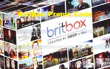 BritBox Promo Code