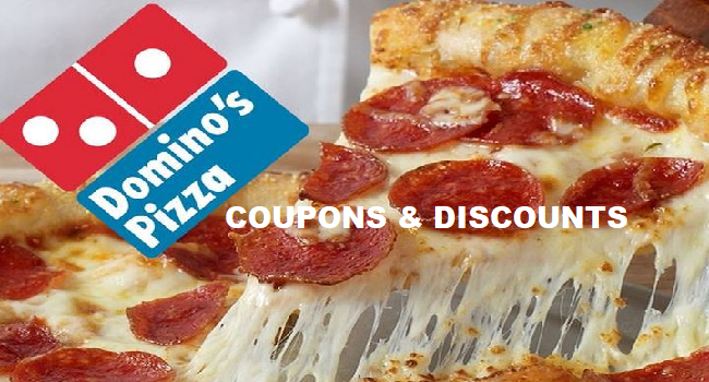 Dominos coupons & discounts