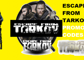 Escape From Tarkov Promo Code (Oct, 2020)