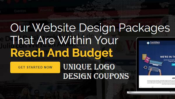 Unique Logo Design Coupons