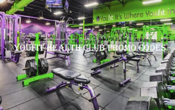 Youfit HEALTH CLUB PROMO CODES