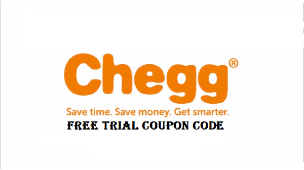 Chegg Free Trial Coupon