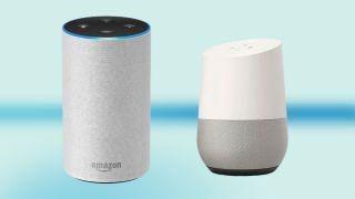 Google Home take over Alexa