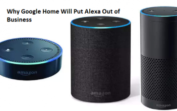 Why Google Home Will Put Alexa Out of Business