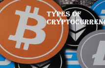 type of cryptocurrencies