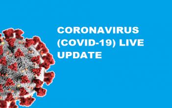 Coronavirus COVID 19 Live Update