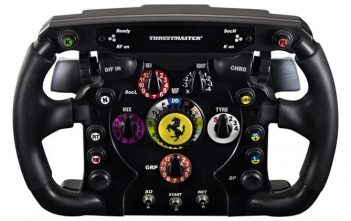 Thrustmaster Ferrari F1 Xbox Racing Wheel