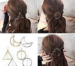 Triangle Hair Clips