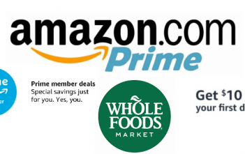 amazon prime whole foods discount code