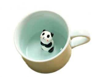 3D mug with Animal inside