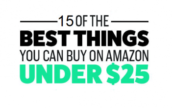 Best Things to Buy on Amazon Under $25