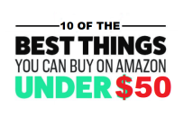 Best things to buy on Amazon under $50
