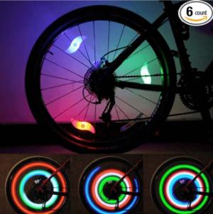 Spoke Lights for Bike