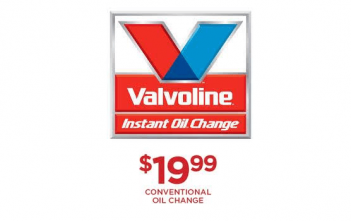 Valvoline 19.99 Oil Change Coupon