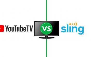 YouTube TV vs Sling TV