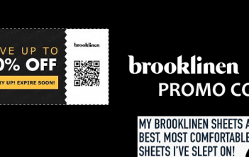Brooklinen Coupon Code