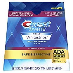 Crest 3D White Strips Whitening Kit