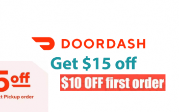 DoorDash Promo Code