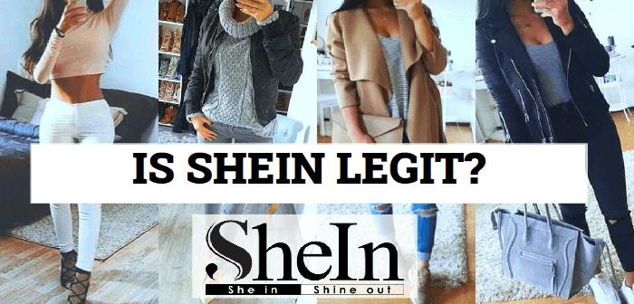 IS SHEIN LEGIT