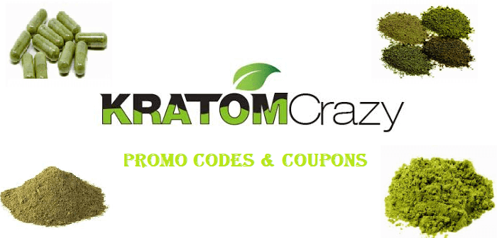 KratomCrazy Coupon