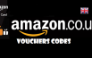 UK Amazon Voucher Code