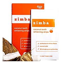 Zimba Professional Teeth Whitening Strips