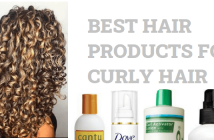 best hair products for curly hairs