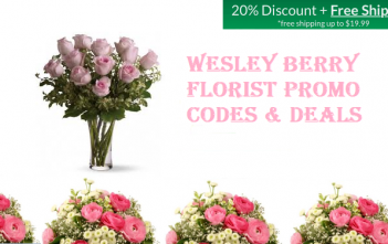 wesleyberryflorist coupon