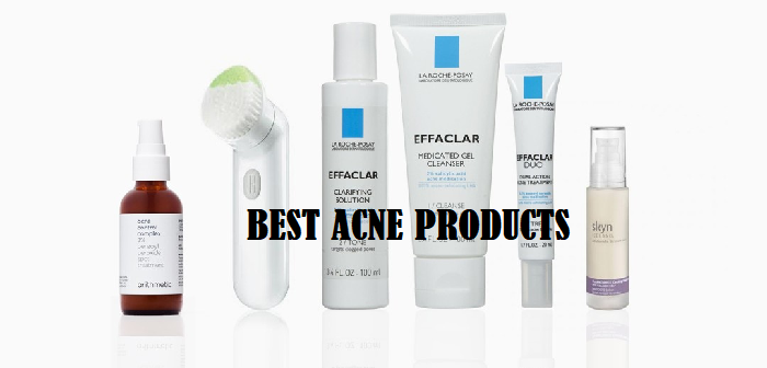 BEST ACNE PRODUCTS