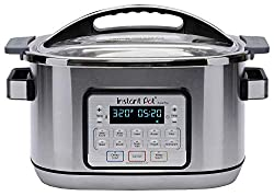 Instant Pot Aura Pro, 11-in-1 pressure cooker, 8-quart