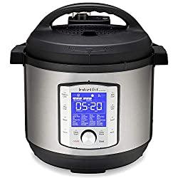 Instant Pot Duo Evo Plus, 9-in-1 Electric Pressure Cooker, 6-Quarts