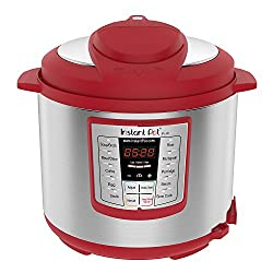 Instant Pot Lux, 6-Quart, 6-in-1 Electrical Pressure Cooker