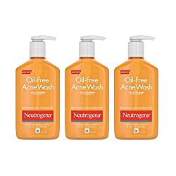 Neutrogena Oil-Free Acne Facial Cleanser