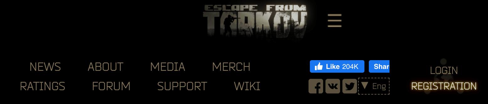 Escape from tarkov profile