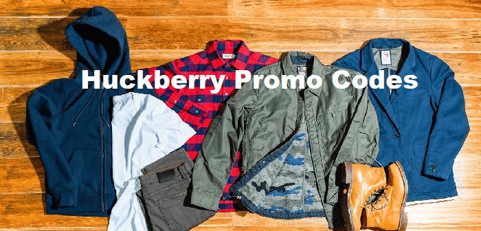 Huckberry promo code