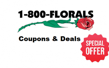 1-800-FLORALS COUPON