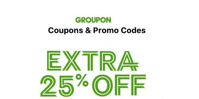 Groupon Promo Code Coupons