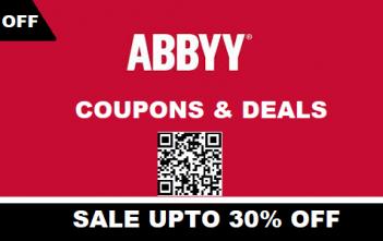abbyy coupon