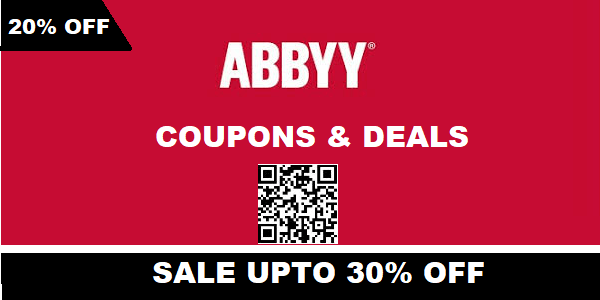 abbyy coupon